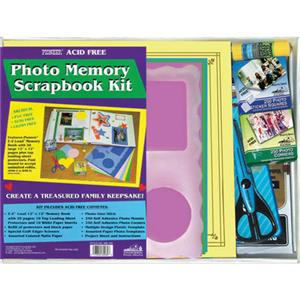 Pioneer MB811K Family Memory Album, , 8.5x11 Scrapbook: Picture 1 regular