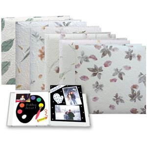 Pioneer Family Memory Album with Textured Mulbe...: Picture 1 regular