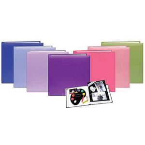 Pioneer Family Memory Album with Pastel Leatherette Cover, 8x8