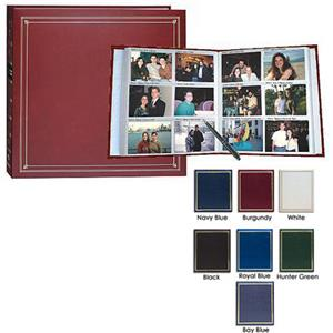 Pioneer MP300 Post Bound Clear Pocket Photo Album, Holds 300 3.5x5.25