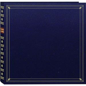 Pioneer MP46 NAVY BLUE Post Pocket Album, 4x6-300: Picture 1 regular