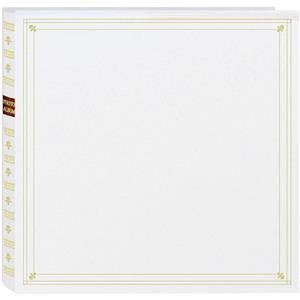Pioneer MP46 WHITE Post Clear Pocket Album, 4x6-300: Picture 1 regular