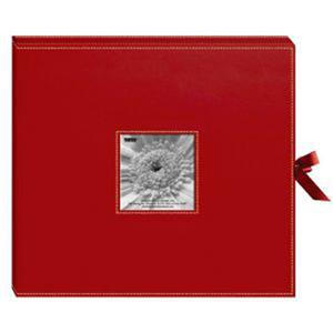 Pioneer 3-Ring Sewn Frame 12x12 Scrapbook Box, ...: Picture 1 regular