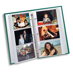 Pioneer Classic 3 Ring Photo Album with Designer Covers, 4x6