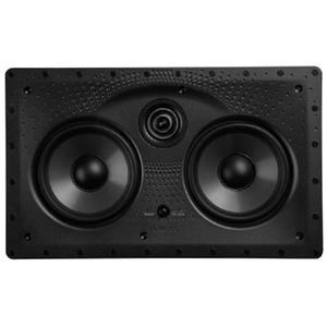 "Polk Audio 255c-LS Dual 5-1/4"" In-Wall Center Channel Speaker 255C-LS"