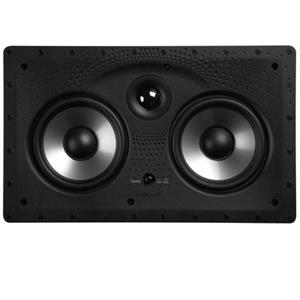 "Polk Audio 255c-RT Dual 5-1/4"" In-Wall Center Channel Speaker 255C-RT"