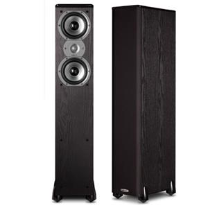Polk Audio TSi 300 3-Way Tower Speaker, Black: Picture 1 regular