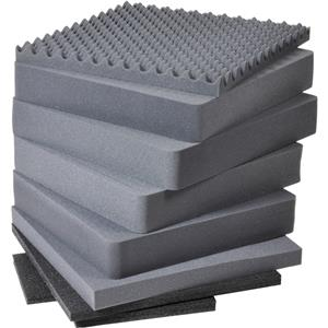Pelican Replacement Foam Set (7) 0370-400-000
