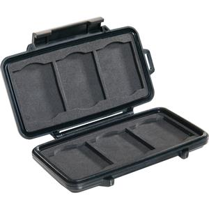Pelican 0945 Memory Card Case, Black: Picture 1 regular
