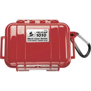 Pelican PC1010SR Watertight Micro Case, Rubber Liner: Picture 1 regular
