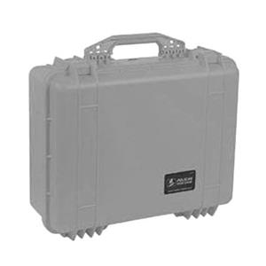 Pelican 1520 Watertight Hard Case w/1527 Travl Bag,Slvr: Picture 1 regular