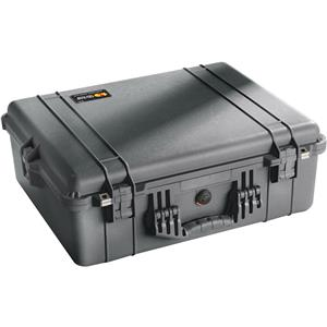 Pelican PC1604B 1600 Watertight Hard Case - Black: Picture 1 regular