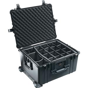 Pelican PC1624B Watertight Hard Case, Moveable Divider: Picture 1 regular