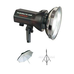 Photogenic StudioMax III AC/DC Operated 160ws Constant Color Monolight 906852  K