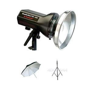 Photogenic ACK160R StudioMax III 160ws Constant Color Monolight -BUNDLE- #906818: Picture 1 regular