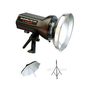 Photogenic StudioMax III AC Operated 320ws Constant Color Monolight 906910  A