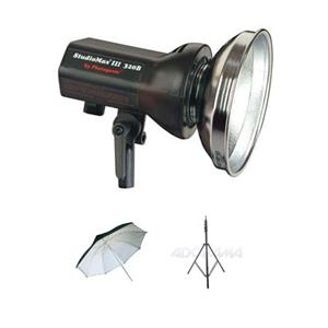Photogenic StudioMax III AC/DC 320ws Constant Color Monolight -BUNDLE- #906939: Picture 1 regular