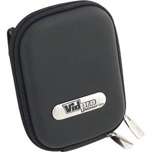 VidPro Hard Shell Digital Point-n-Shoot Camera Carry Case EVA10BK