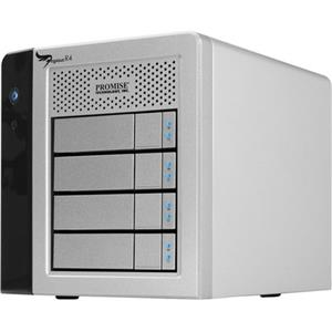 Promise Technology 8TB (4x 2TB) Pegasus R4 RAID Storage: Picture 1 regular
