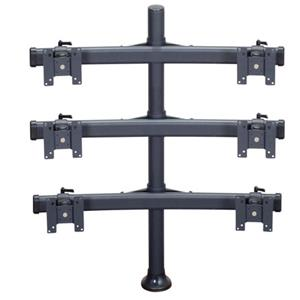 Premier Mounts MM-BH426 3 Dual Monitor Curved Bows