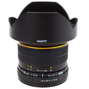 Pro Optic 14mm F/2.8: Picture 1 regular