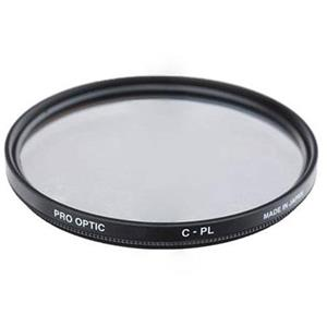 Pro Optic Pro 72mm Circular Polarizer CPL Filter, Japan: Picture 1 regular