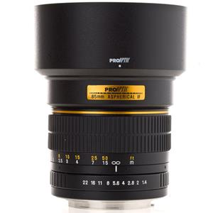 Pro Optic 85mm F/1.4: Picture 1 regular