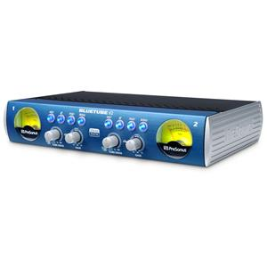 PreSonus BlueTube DP 2-Channel Dual Path Microphone Preamplifier BLUETUBEDP