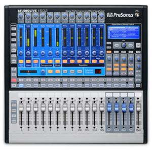 PreSonus Studiolive 16.0.2 Digital Mixers for Recording: Picture 1 regular