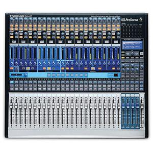 PreSonus StudioLive24.4.2 24 Channel Performance and Live Sound Digital Mixer STUDIOLIVE24.4.2
