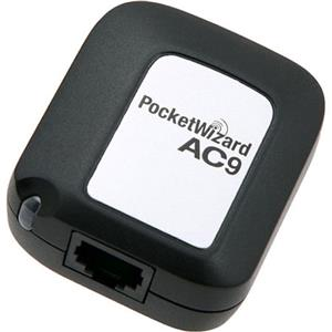 PocketWizard 804-707 AC9 AlienBees Adapter 804-707