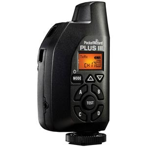 PocketWizard Plus III Transceiver #801-130: Picture 1 regular