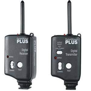 Pocket Wizard Plus Kit with Transmitter & R...: Picture 1 regular