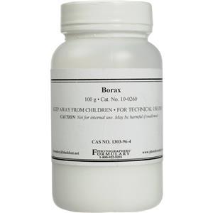 Photographers' Formulary Borax, 100 Grams: Picture 1 regular