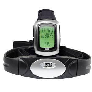 Pyle PHRM26 Speed & Distance Heart Rate Watch: Picture 1 regular