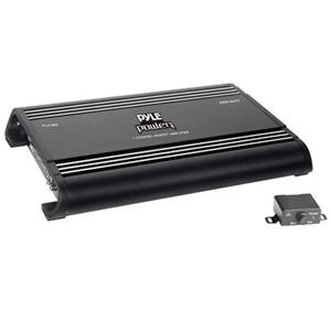Pyle PLA1800 1 Channel 2400 Watts Bridgeable Mosfet Car Amplifier PLA1800