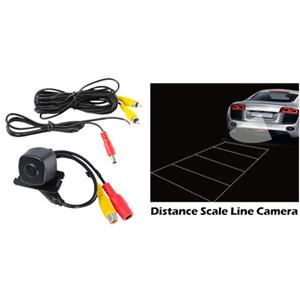 Pyle PLCMCAMRY Toyota Camry Vehicle Specific Infrared Rear View Backup Camera PLCMCAMRY
