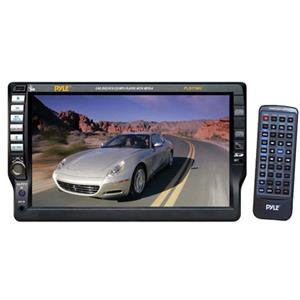 "Pyle PLD71MU 7"" TFT Touchscreen DVD/CD/MP3/CD-R/USB/AM/FM/RDS Receiver PLD71MU"