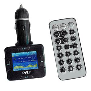 Pyle PLMP3C1 Plug In Car MP3/USB/SD/iPod Wireless FM Transmitter/Modulator: Picture 1 regular