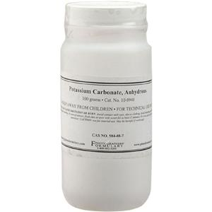 Photographers' Formulary Potassium Carbonate Anhydrous: Picture 1 regular