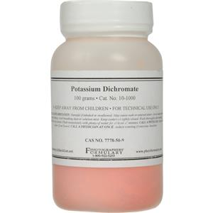 Photographers' Formulary Potassium Dichromate 100 grams 101000