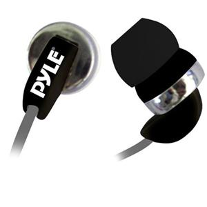 PyleHome PIEH40 Ultra Slim In-Ear Ear-Buds Stereo Ultra Super Bass Headphones PIEH40B