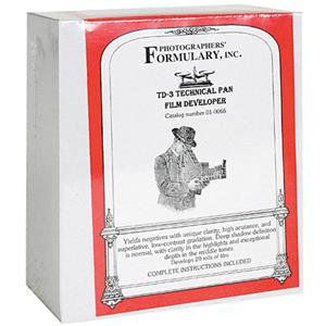 Photographers' Formulary TD-3 Tech Pan Film Developer 10 Liters #010065: Picture 1 regular