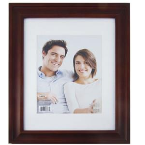 Quadro Designs Matted Mod Classic Wood Frame, 11x14