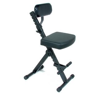 Quick Lok Height Adjustable Musicians Stool, 22.2 to 33.6