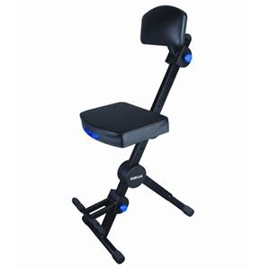 Quik Lok Height Adjustable Musicians Stool