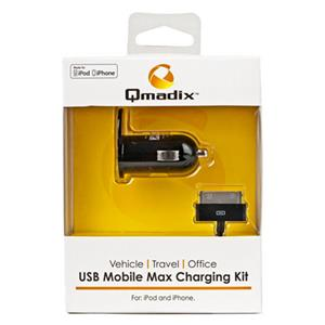 Qmadix USB Mobile Max Charging Kit: Picture 1 regular