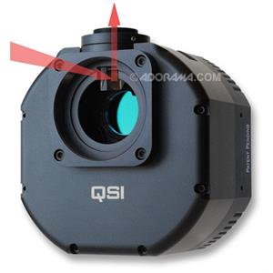 QSI 504WSG Monochrome Cooled Full Frame CCD Camera: Picture 1 regular