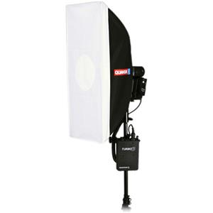 Quantum QFR76 10 x 24 inch Strip Softbox: Picture 1 regular