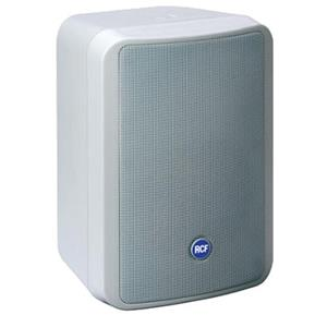 RCF MR 33T 2 Ways Reflex 40 W Speaker, White: Picture 1 regular
